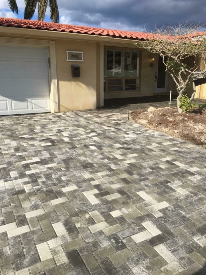 driveway paving service in Dallas Texas area