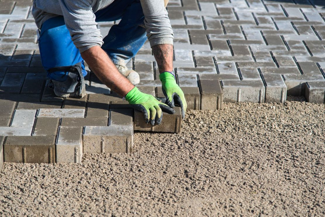 paver contractor in Dallas Texas