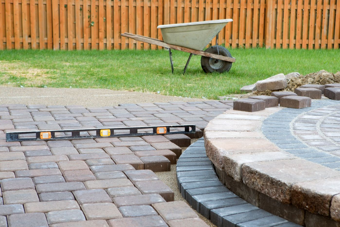 paver installation service in Dallas TX